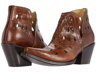 Ariat Dixon Studded (Amber) Cowboy Boots