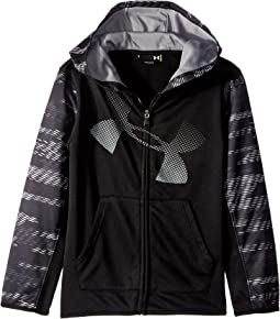 Trave UA Full Zip Hoodie (Little Kids/Big Kids)