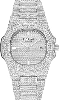 diamond watch fake