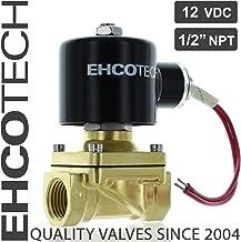 gravity feed solenoid valve