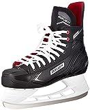 Bauer Herren Pro Skate Sr Feldhockeyschuhe, Schwarz (Schwarz-Weiss-Rot-SI 900),