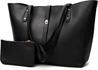 24e16424b9ad YNIQUE Satchel Purses and Handbags for Women Shoulder Tote Bags Wallets