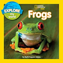 Explore My World Frogs (English Edition)
