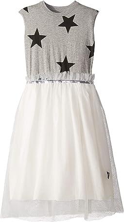 Star Tulle Dress (Toddler/Little Kids)