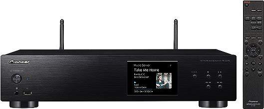 Pioneer N-30AE-B - Network Media Player (Reproductor de CD, Reproductor de Red, Radio Digital y por Internet), Color Negro