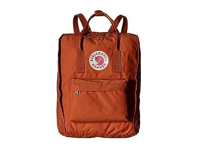 Fjallraven Kanken (Brick) Backpack Bags