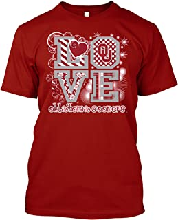 NCAA Love T-Shirts - Multiple Teams Available