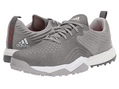 adidas Golf adiPower 4orged S (Grey/Grey/Raw Amber) Men