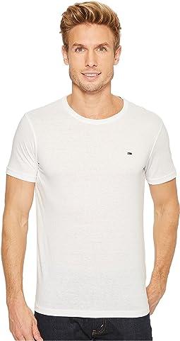 Tommy Hilfiger Denim - Original Melange Crew Neck Short Sleeve T-Shirt