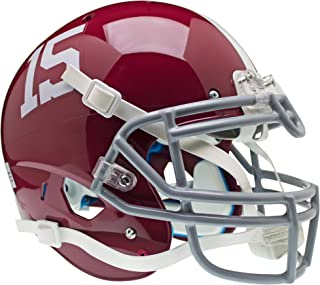 Schutt NCAA On-Field Authentic XP Football Helmet (Teams With One Color Option)