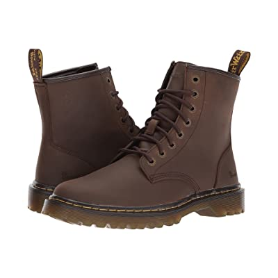 Dr. Martens Awley (Dark Brown Crazy Horse Action) Men