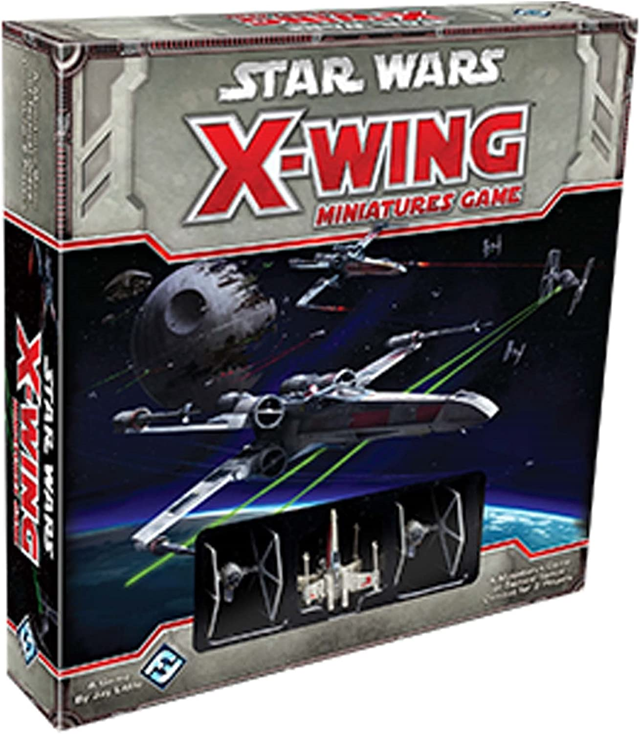Edge Star Wars  XWing Miniatures Board Game Core Set Standard