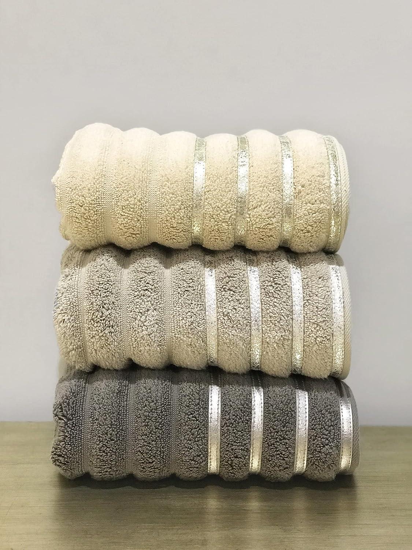 Bera 5 ☆ very popular Towel Set Fashion 3 x Bath Towels