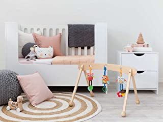 Mocka Wooden Playgym for Babies