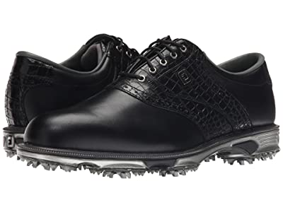 FootJoy DryJoys Tour (Black/Black Croc) Men