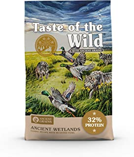 Taste of The Wild Ancient Wetlands Canine Recipe 2.27kg