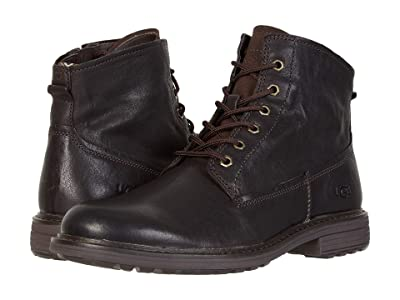 UGG Morrison Lace-Up Boot (Stout) Men