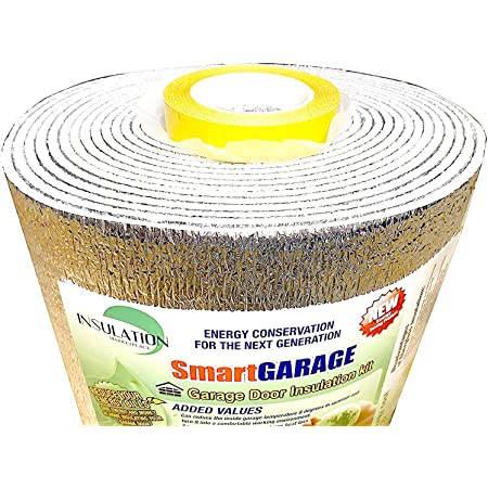 SmartGARAGE - Reflective Garage Door Insulation Kit
