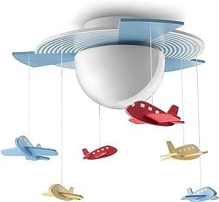 Philips Avigo Çocuk Odası Tavan Armatürü - Uçak
