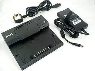 130 Watt, Adaptador de CA, USB 3.0 Replicador de Puertos Simple Euro Dell 452 hasta 11.424 E-Port II sin Soporte Kit