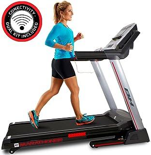 comprar comparacion BH i.Marathoner Cinta de Correr Plegable - 21Km/h - 36 programas - 8 años garantía - Fitness apps - WG6458RF