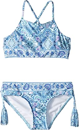 Seafolly Kids - Gypsy Dream Tankini Set (Little Kids/Big Kids)