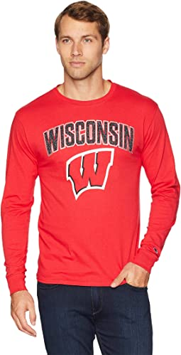 Wisconsin Badgers Long Sleeve Jersey Tee