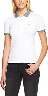 Lacoste Slim Fit Contrast Collar Polo-Standard