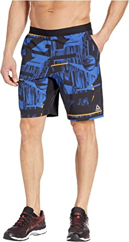 Speed Shorts All Over Print