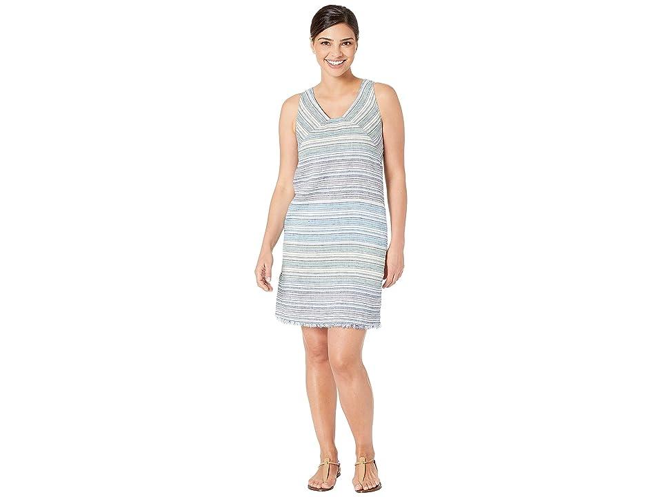 Tommy Bahama - Tommy Bahama Micronesia Stripe Shift Dress