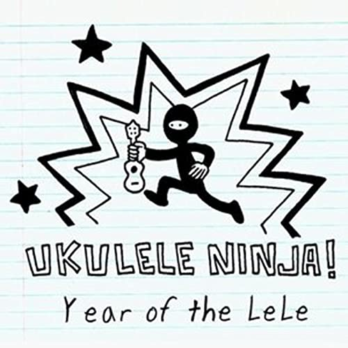 Ninjas Dojo by Ukulele Ninja & the Broken Basement Band on ...