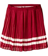 Tommy Hilfiger Kids - Pleated Chiffon Skirt (Big Kids)