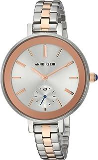 Anne Klein Womens Two-Tone Bracelet Watch