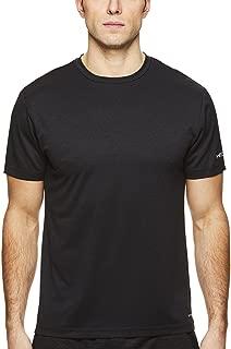 Men's Crewneck Gym Training & Workout T-Shirt - Short Sleeve Activewear Top