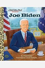 Joe Biden: A Little Golden Book Biography Kindle Edition