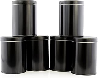 metal canisters wholesale