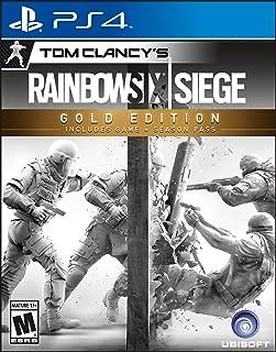 Tom Clancy's Rainbow Six Siege - Gold Edition (輸入版:北米) - PS4