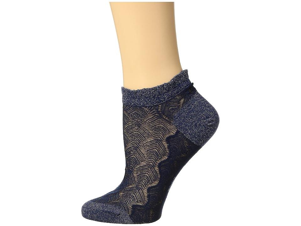 Falke Fishbone Sneaker Sock (Royal Blue) Women