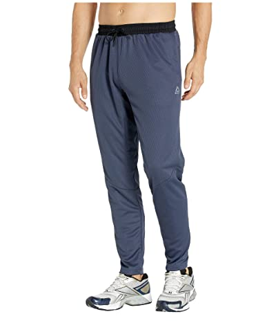 Reebok Workout Ready Trackster Pant (Heritage Navy) Men