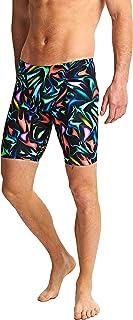 Zoggs Mens Blast Jett Swimming Pool Patterned Jammer Swimwear Swim Shorts Multi