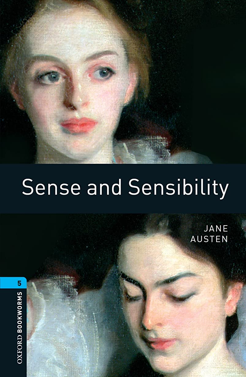 オプション予定損なうSense and Sensibility Level 5 Oxford Bookworms Library (English Edition)