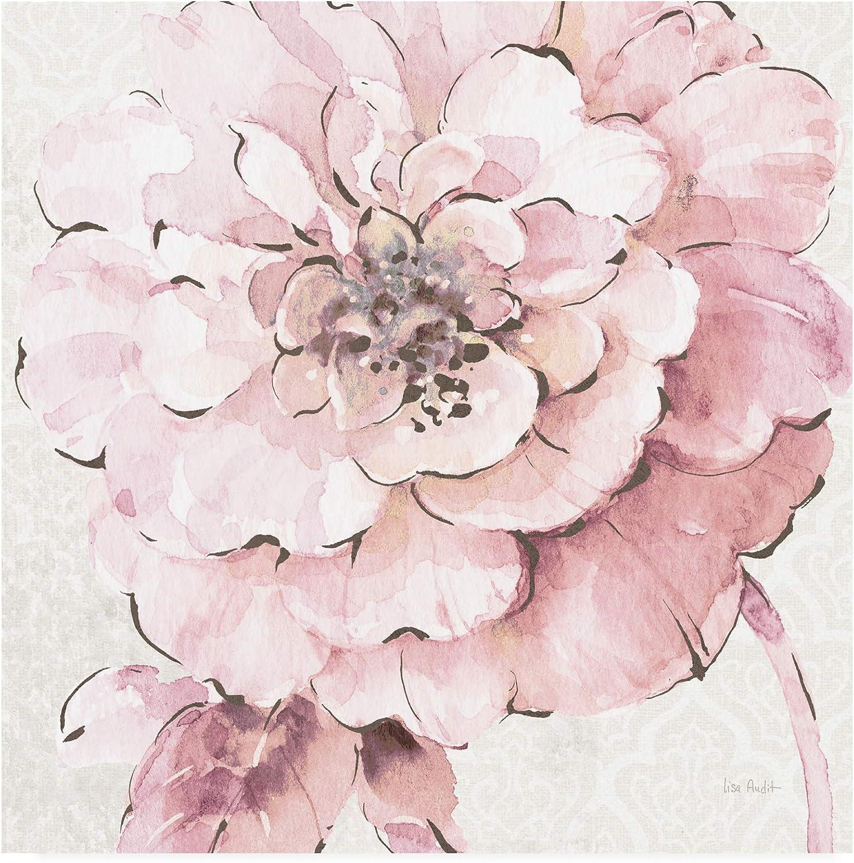 Trademark Fine Art Indigold VII Pink by Lisa Audit, 14x14