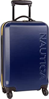 Nautica Carry-On Hardside Expandable Spinner Luggage