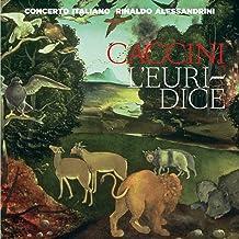 Euridice, Scene I: Ninfe, ch'i bei crin d'oro