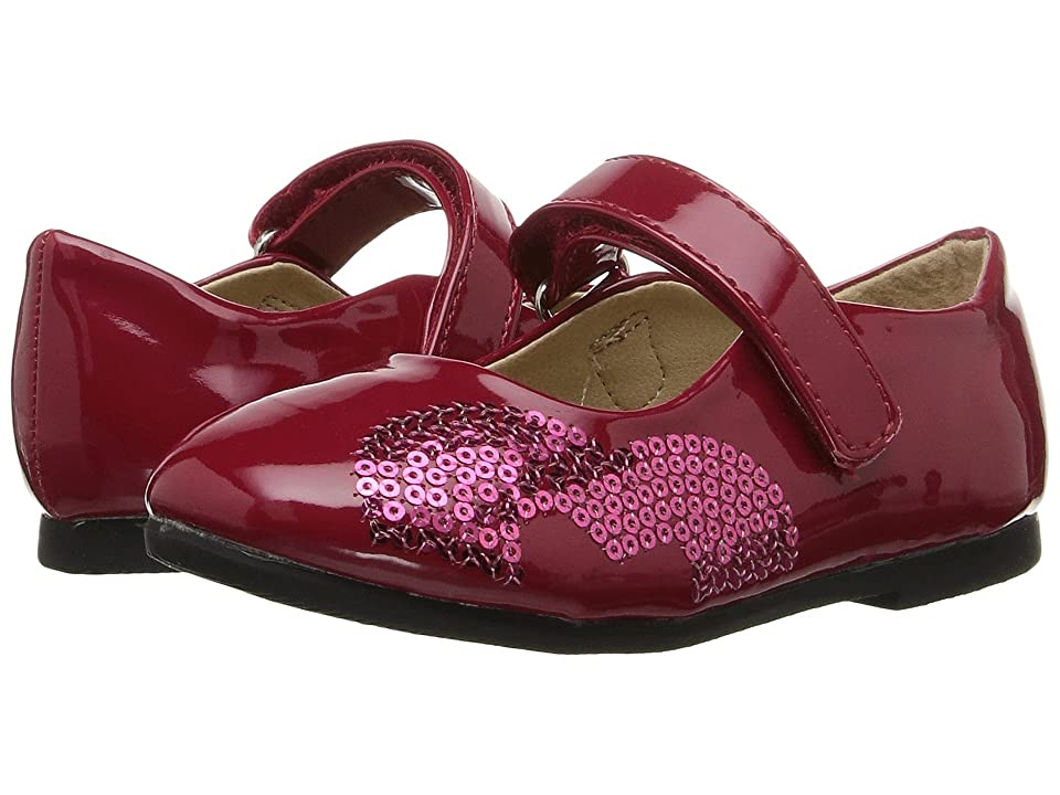 W6YZ Shea (Toddler/Little Kid) (Red) Girls Shoes