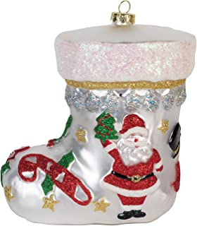 Fitz and Floyd Coleen Christian Burke Kennedy White House Christmas Ornament,