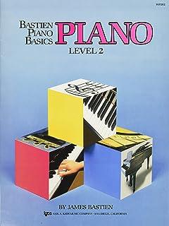 Bastien Piano Basics: Piano Level 2