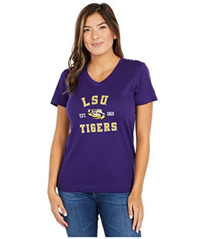 Champion College LSU Tigers University 2.0 V-Neck T-Shirt