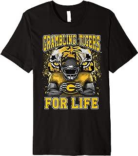 Grambling State Tigers Logo State T-Shirt - Apparel