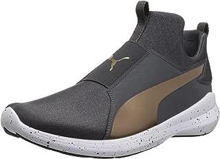 PUMA Women's Rebel Mid WNS Speckles Sneaker